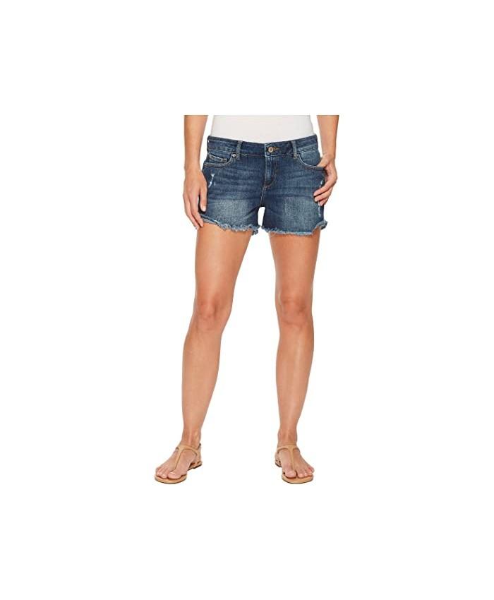 DL1961 Karlie Boyfriend Shorts in Bluegrass