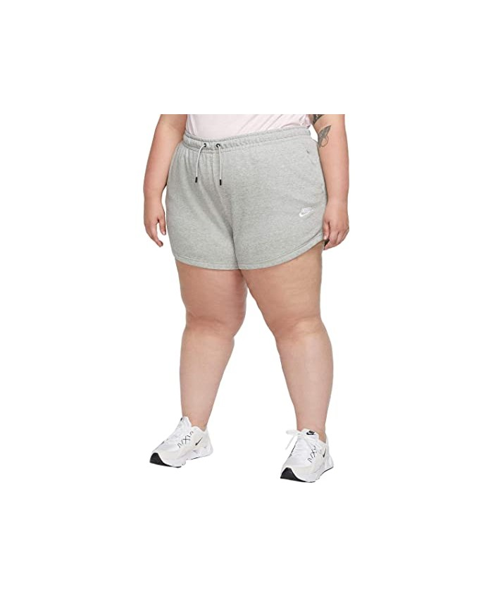 Nike Plus Size NSW Essential Shorts French Terry