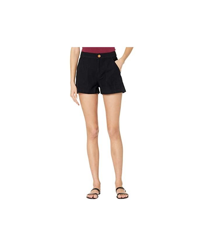 Roxy Oceanside High-Waisted Shorts