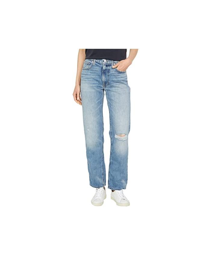 Lucky Brand Boy Jeans in Mist Destruct