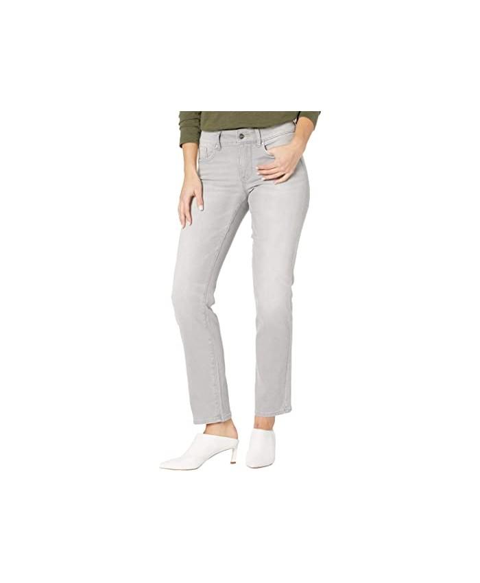 NYDJ Petite Petite Marilyn Straight Jeans in Grace