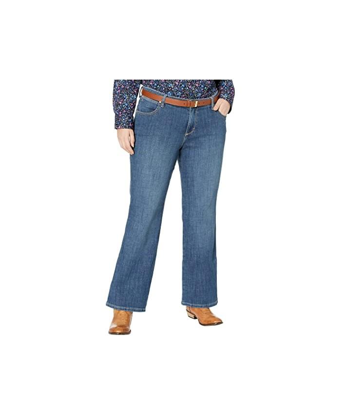 Wrangler Plus Size Instantly Slimming Jean
