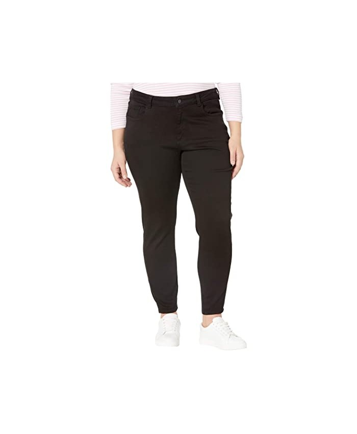 DL1961 Plus Size Florence Skinny Inclusive Mid-Rise Instasculpt Ankle in Hails