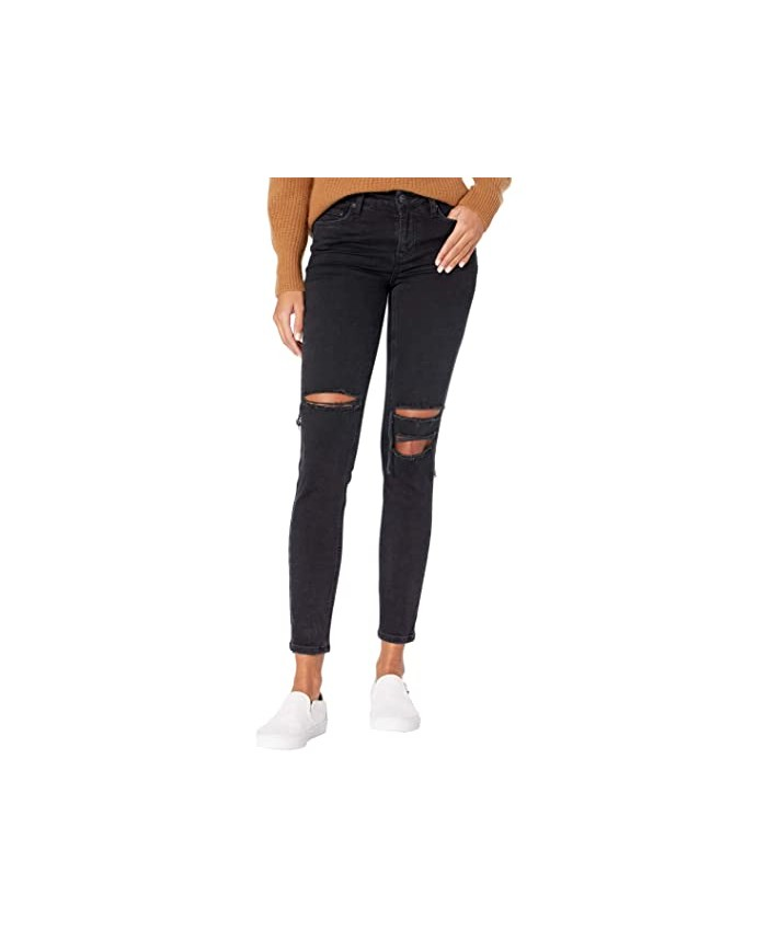 Paige Verdugo Ultra Skinny in Dark Out Destructed
