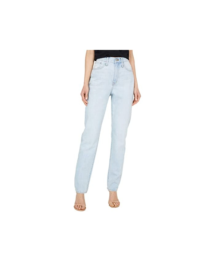 Madewell Classic Straight Full-Length Jeans in Fitzgerald Wash