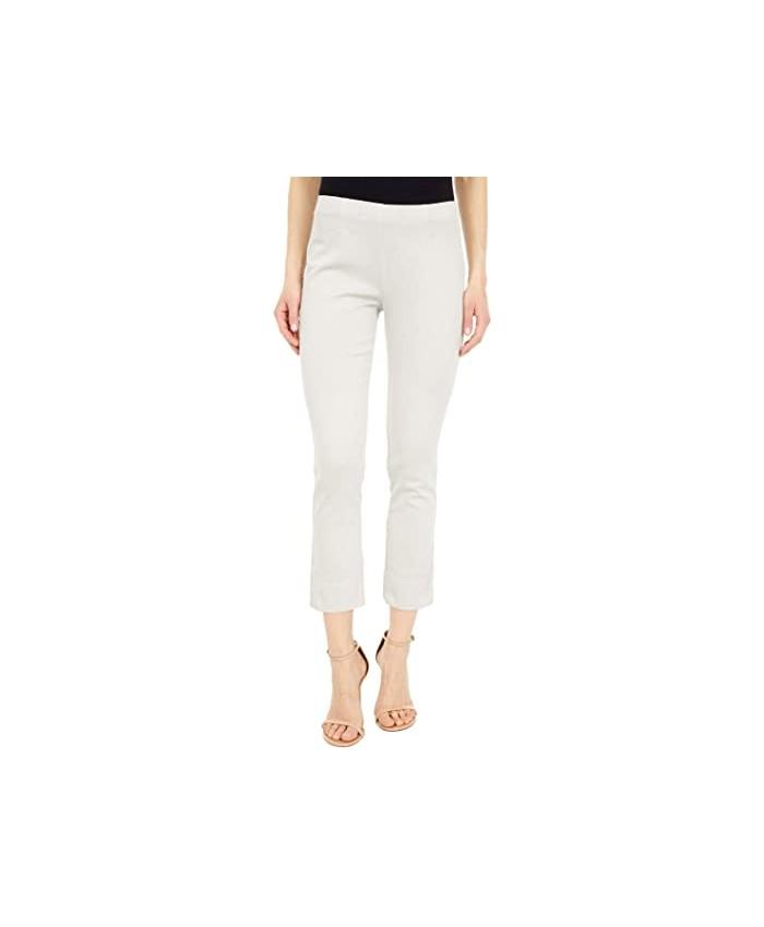 NIC+ZOE Petite All Day Garment Dye Denim Pants