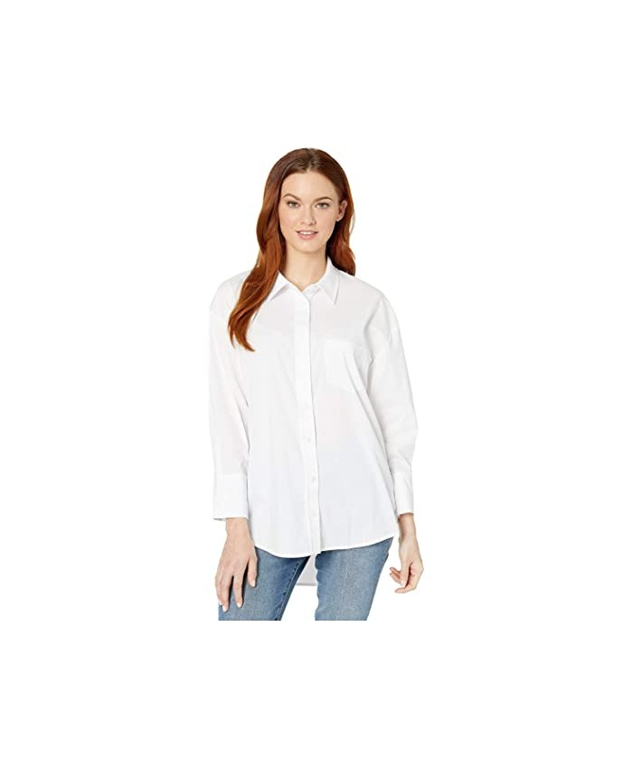 Liverpool Oversized Classic Button-Down