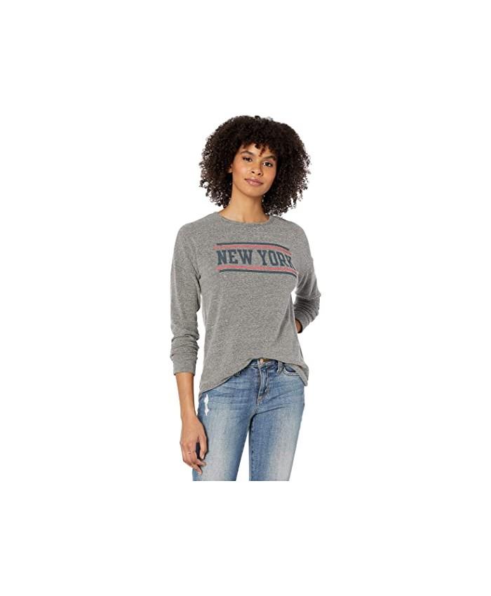 The Original Retro Brand Super Soft Haaci New York Pullover