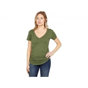 LAmade V-Pocket Tee - Tissue Jersey