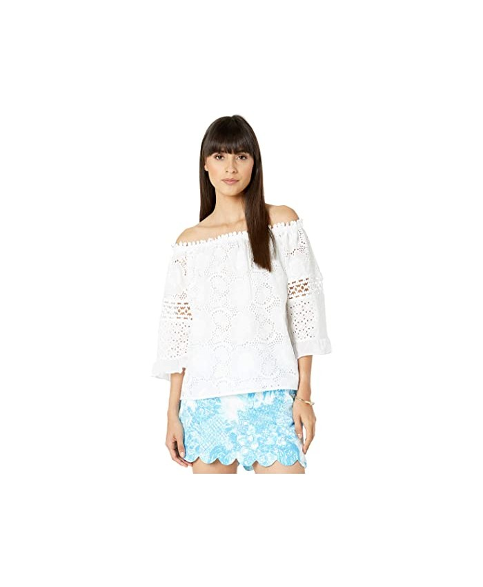 Lilly Pulitzer Laurenne Top
