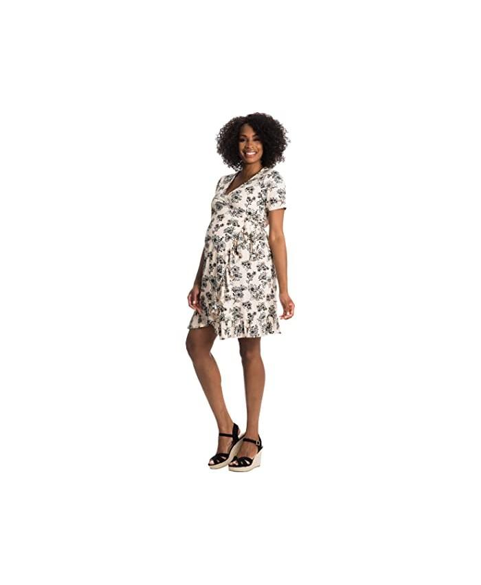 Everly Grey Araceli Maternity u002FNursing Dress