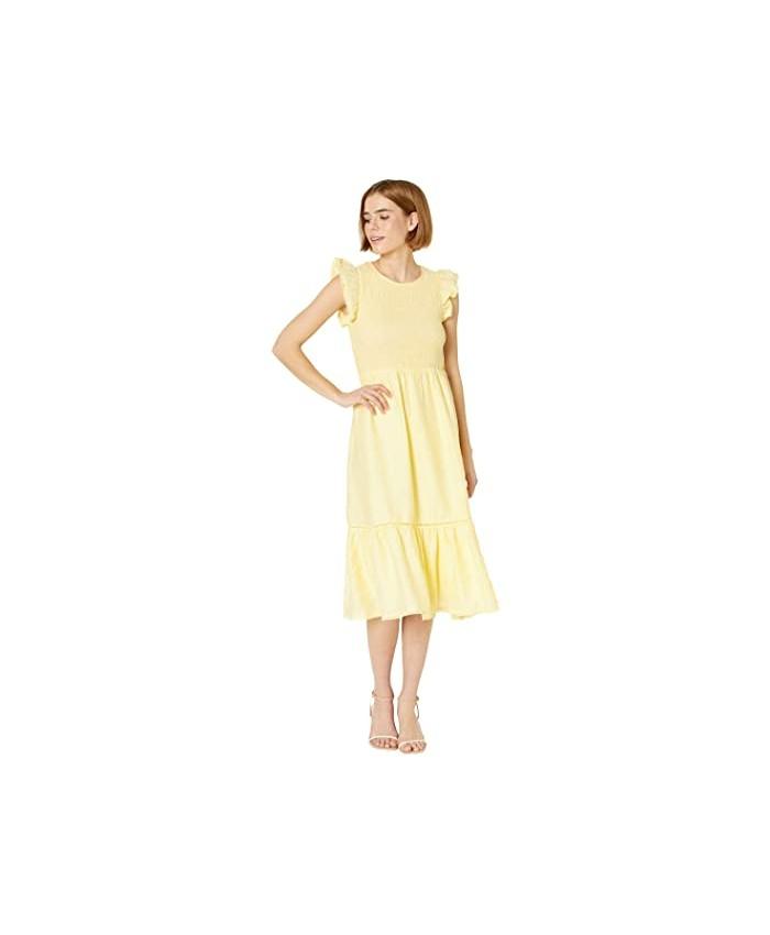 LOST + WANDER Wayfarer Midi Dress