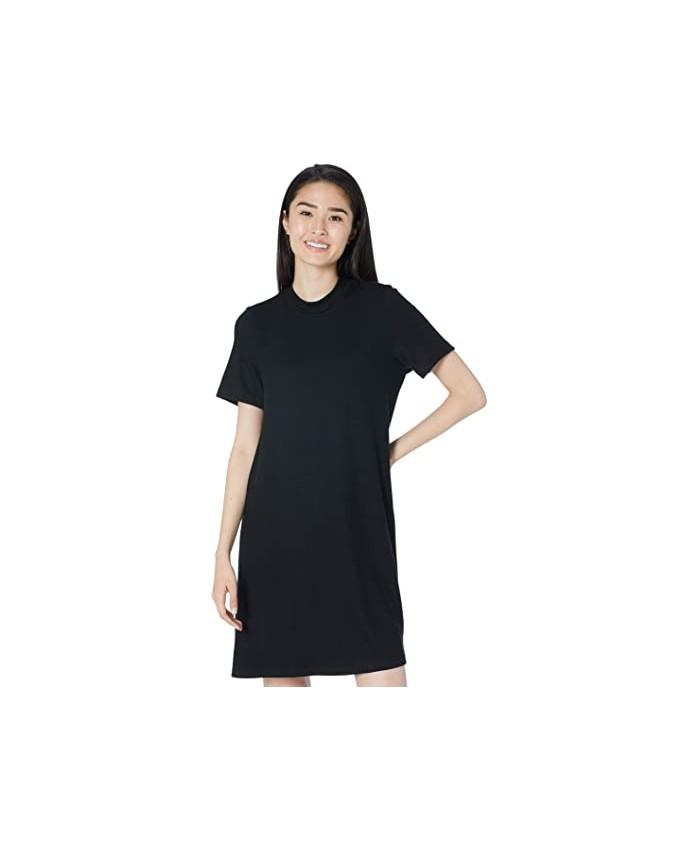 Madewell Ribbed Knit Midi Dress