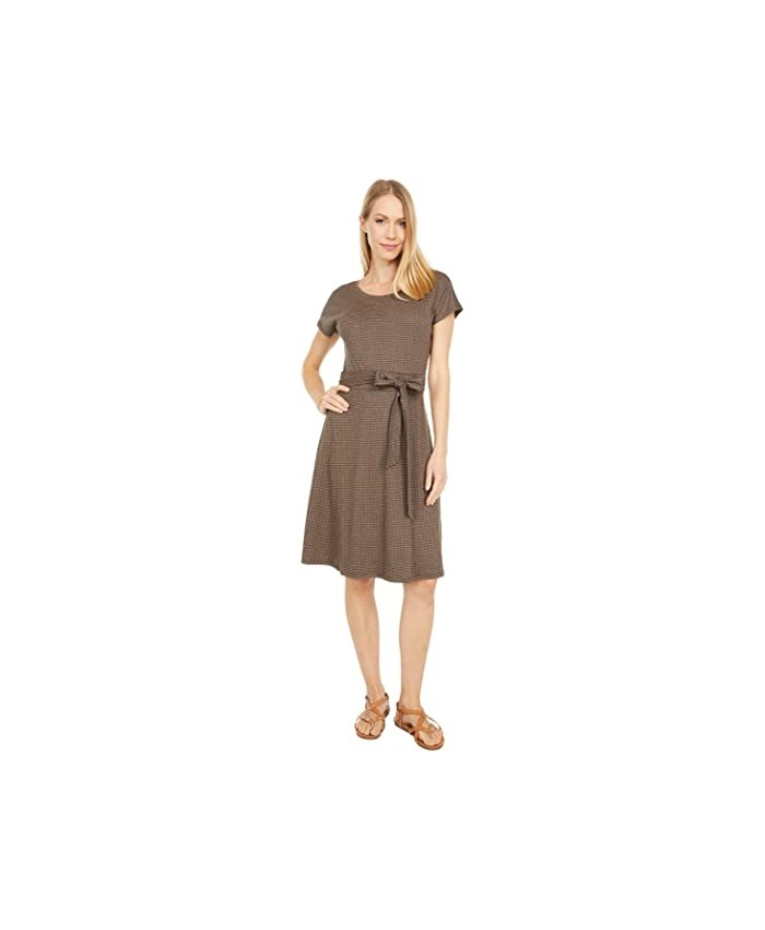 Toad&Co Cue Wrap Short Sleeve Dress